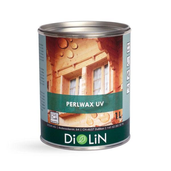 Bild von DiOLiN EM Perlwax UV, 1 Liter