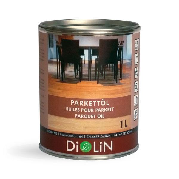 Bild von DiOLiN EM Parkettöl, 1 Liter