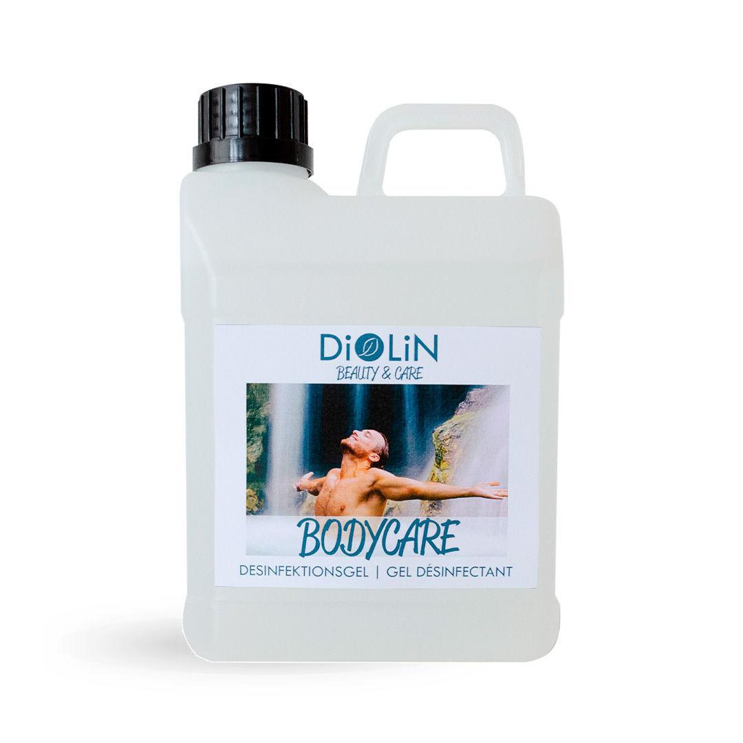 Bild von DiOLiN Desinfektionsgel Bodycare