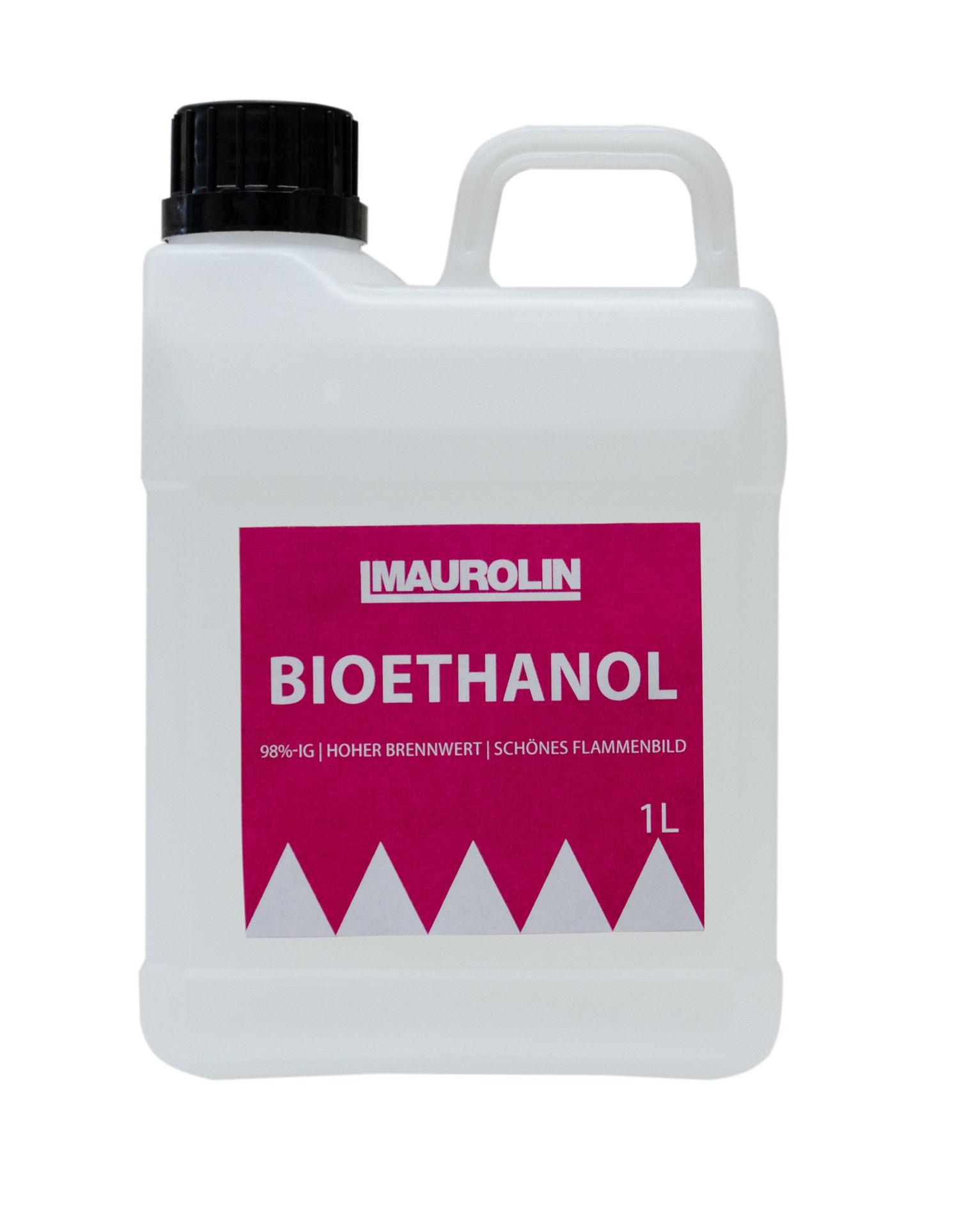 Bild von MAUROLIN Bioethanol 1 Liter